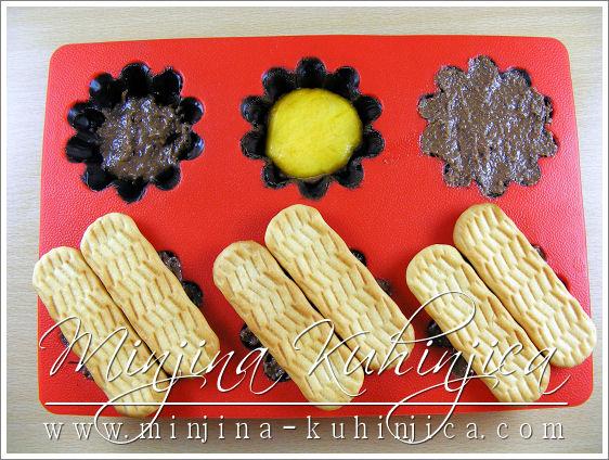 Vesnin čokoladni desert