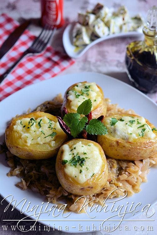 Punjeni krompir