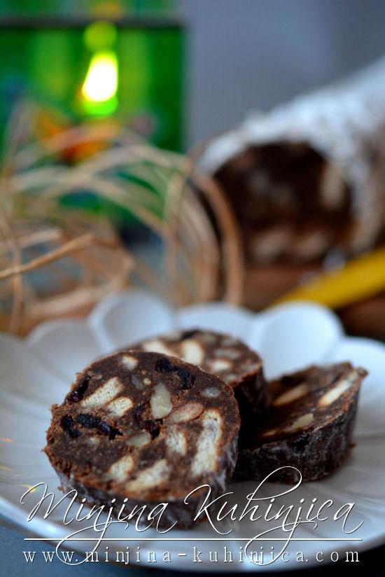 Čokoladna kobasica