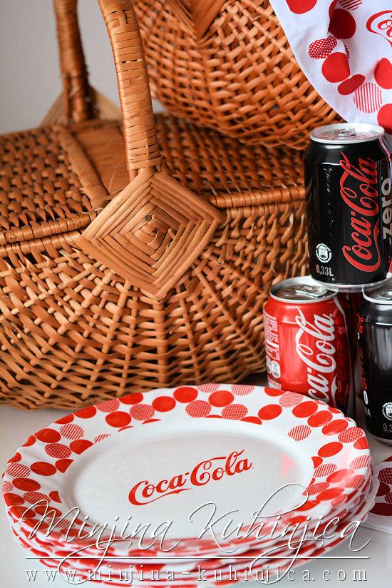 Coca Cola tanjiri