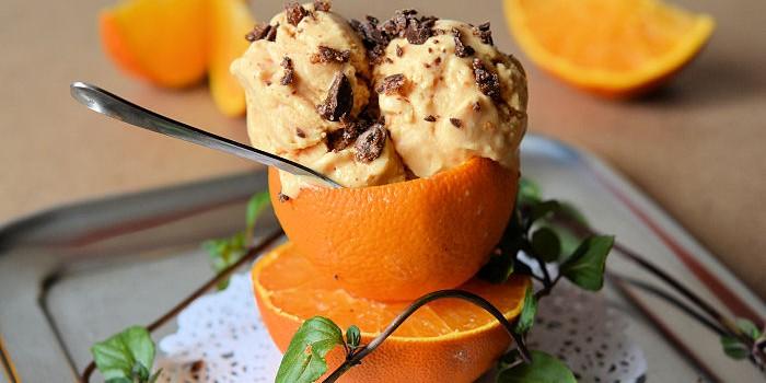 Sladoled od pomorandže