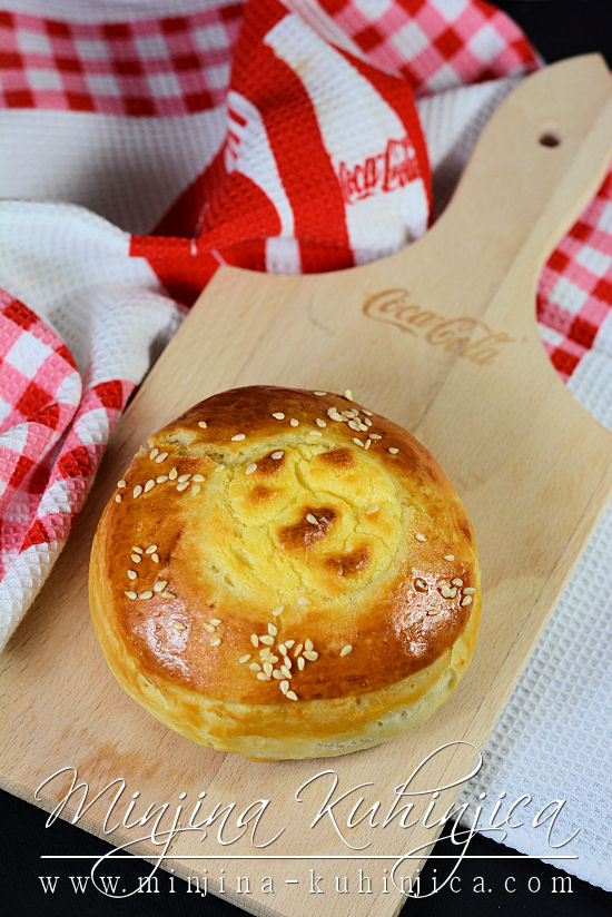 Pogačice sa sirom - Slane margarete