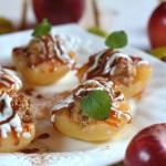 Karamel jabuke sa plazmom