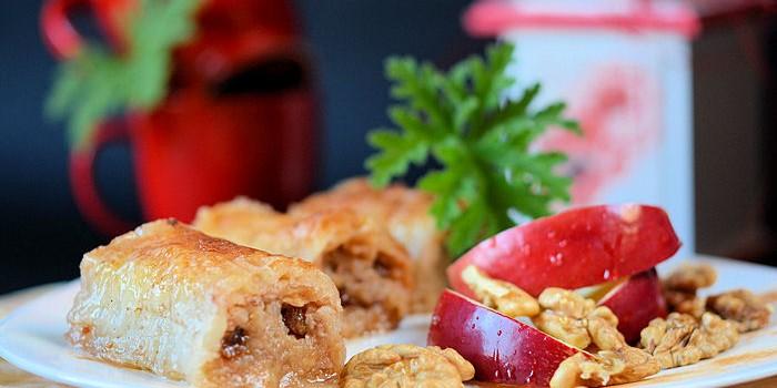 Baklava sa jabukama