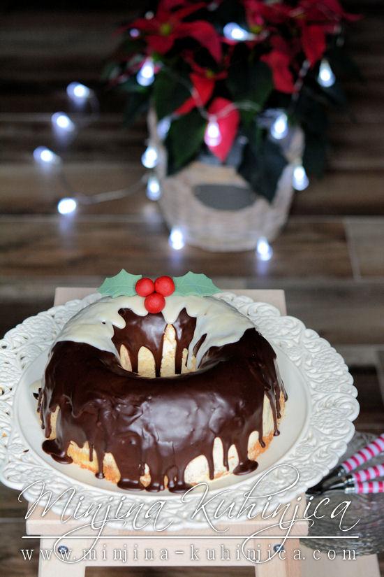 Prstenasta vanil torta