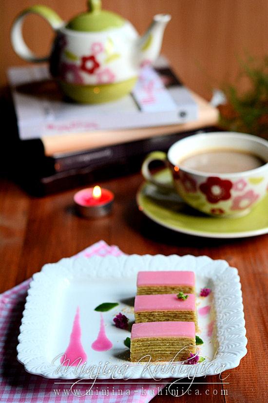 Rozen kolač