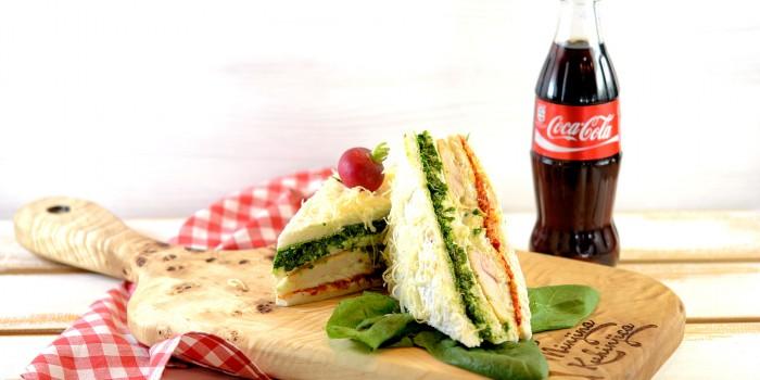 Prolećni piknik sendviči