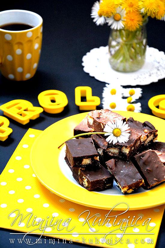 Čokoladne jaffa kocke