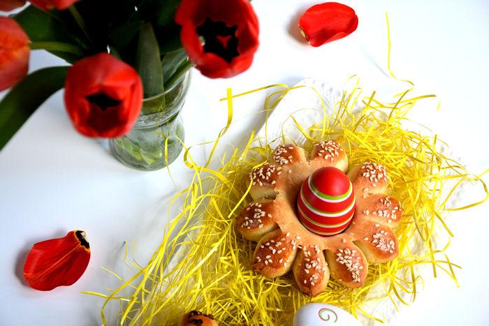 Cvetne korpice za jaja