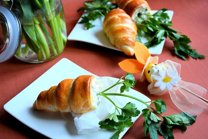 Slane punjene šargarepe