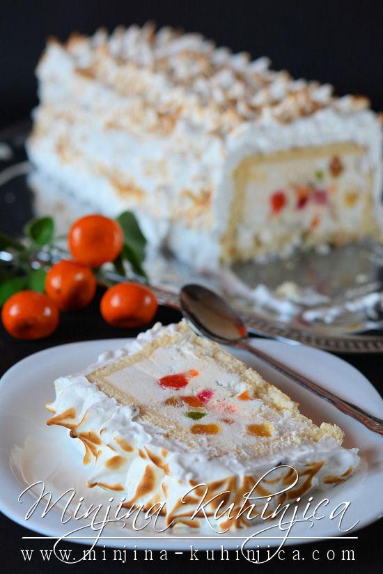 Sibirski desert (omlet)
