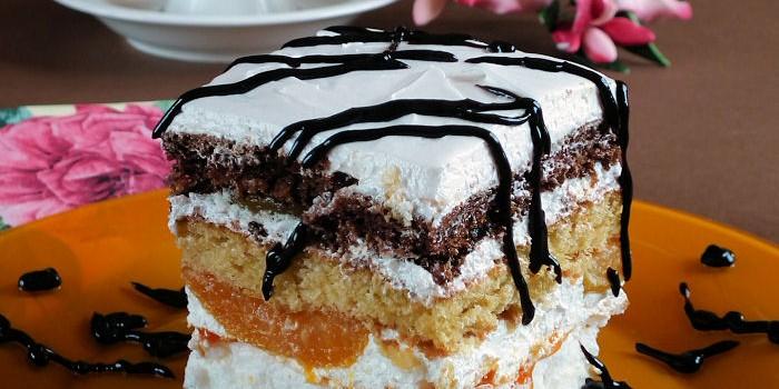 torta sa kajsijama