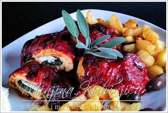 Piletina Toskana