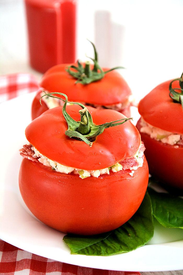 Carski punjeni paradajz