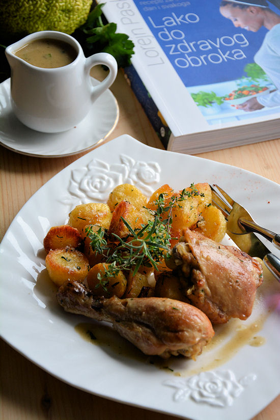 piletina i krompir