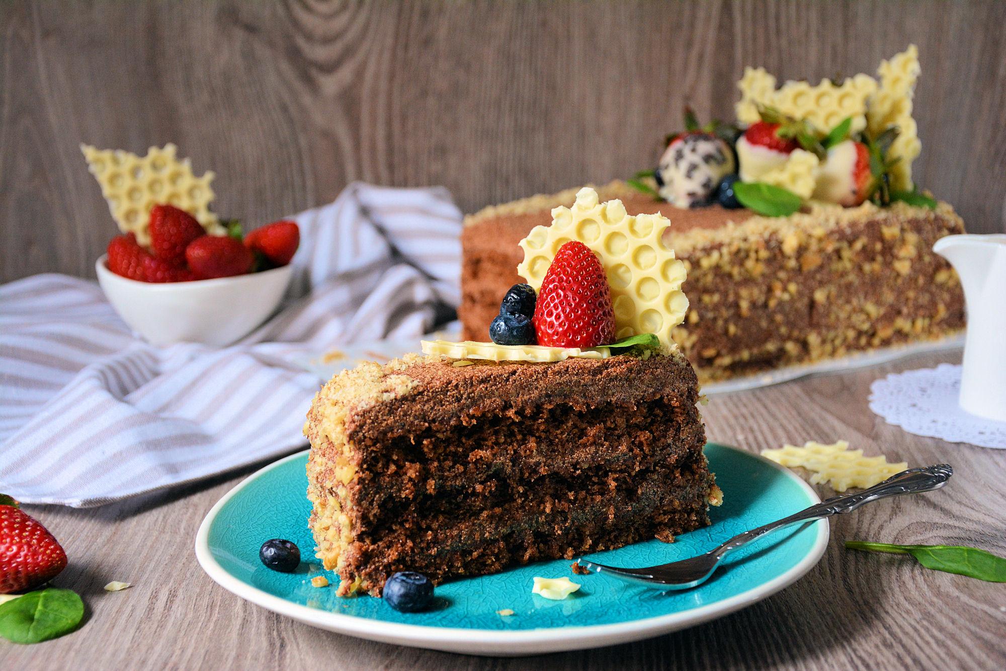 Posna Reform torta (video)