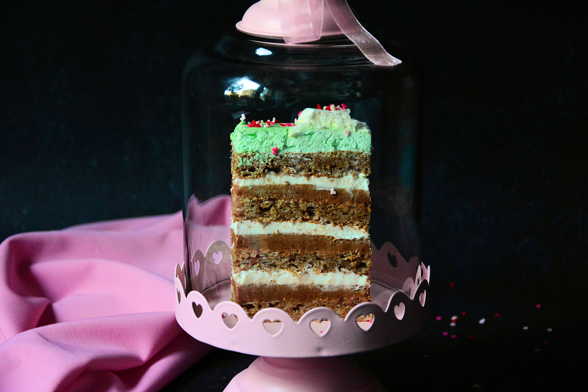 Sanjina torta (video)