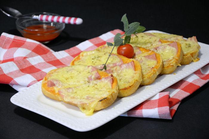 Topli sendvič iz rerne