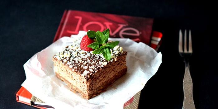 Čokoladni čizkejk