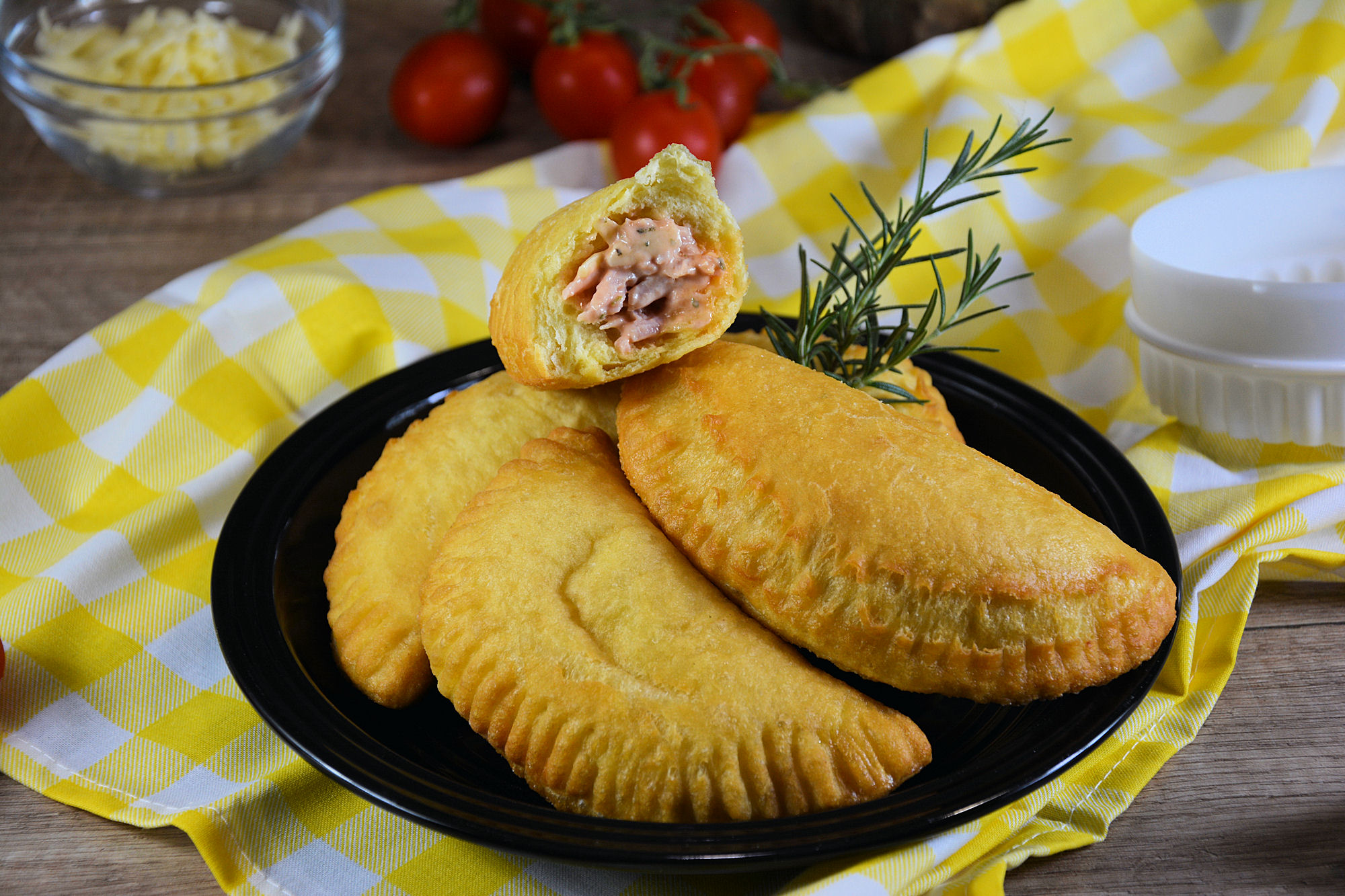 Pancerote / Panzerotti (video)