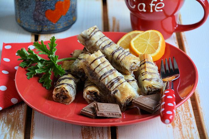 Čokoladna baklava