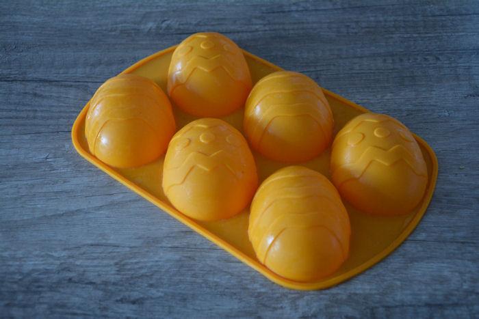 Slatka jaja sa plazmom i voćem