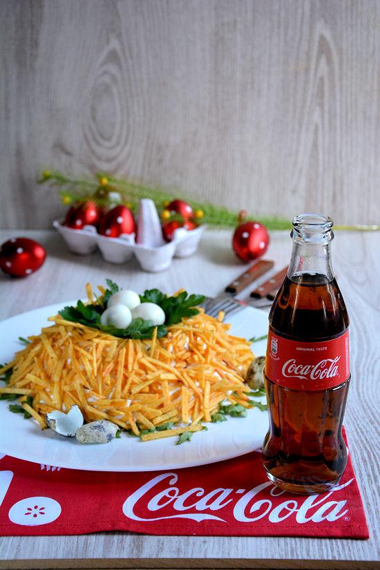 Salata slano gnezdo