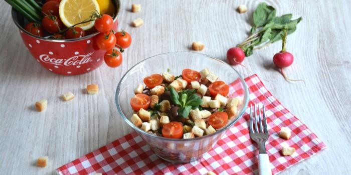Brza obrok salata