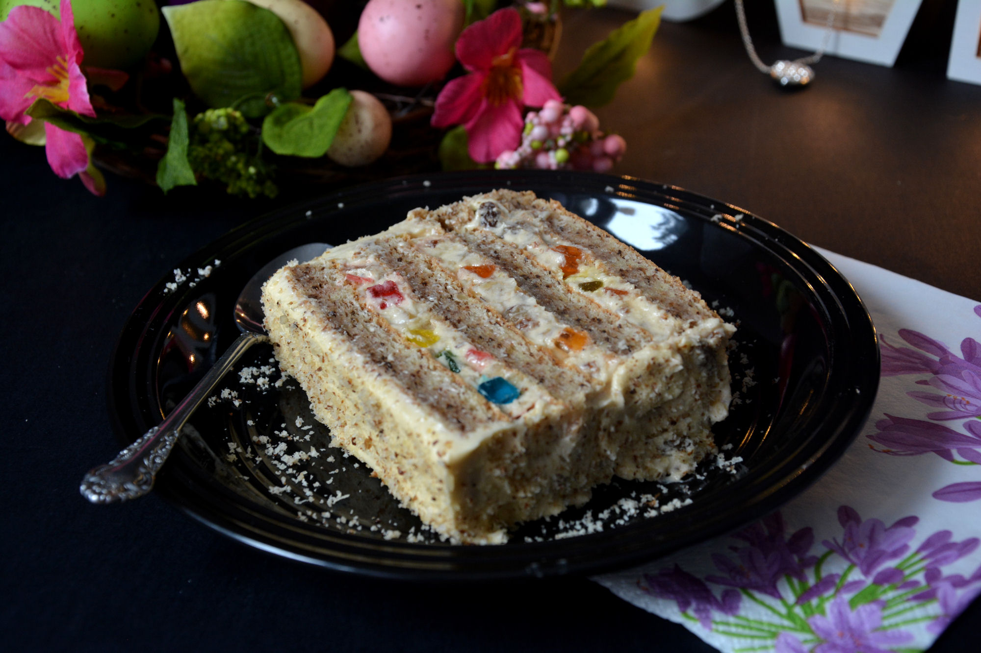 Torta ruska salata (video)