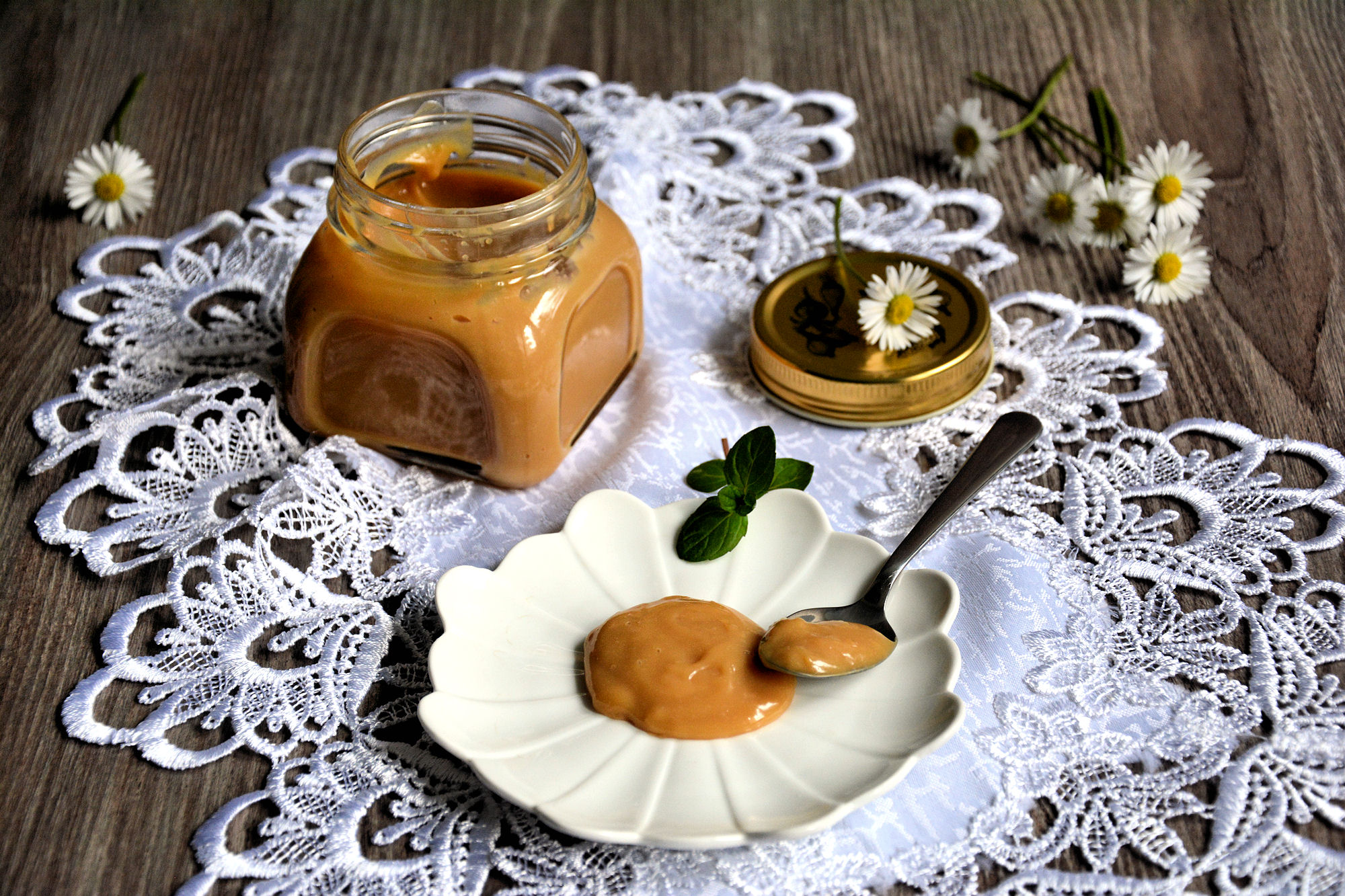 Dulce de leche (video)