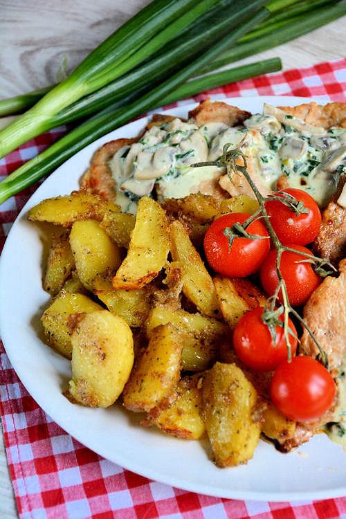 Krompir iz rerne - 3 za 1