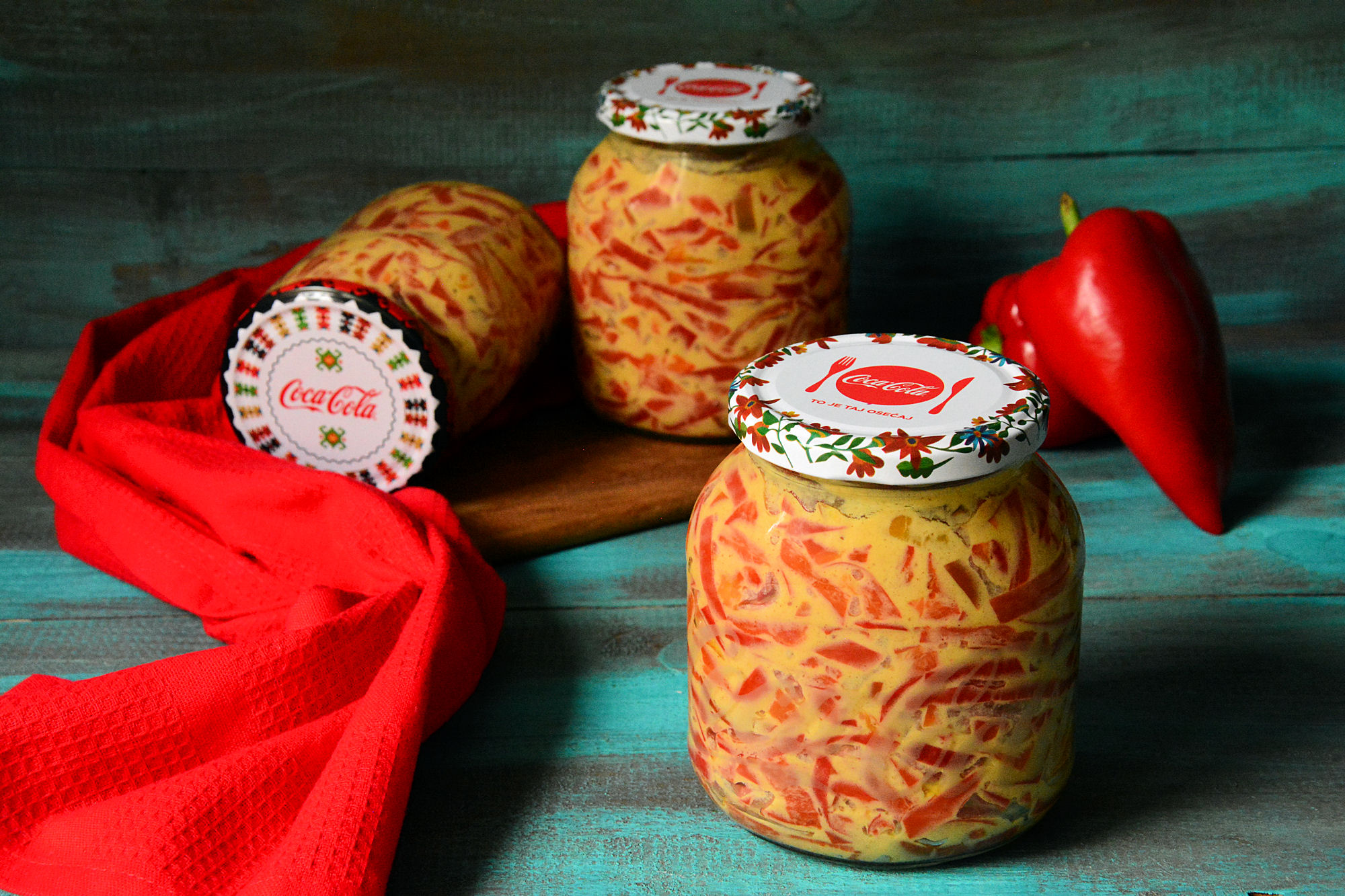 Paprike u senfu