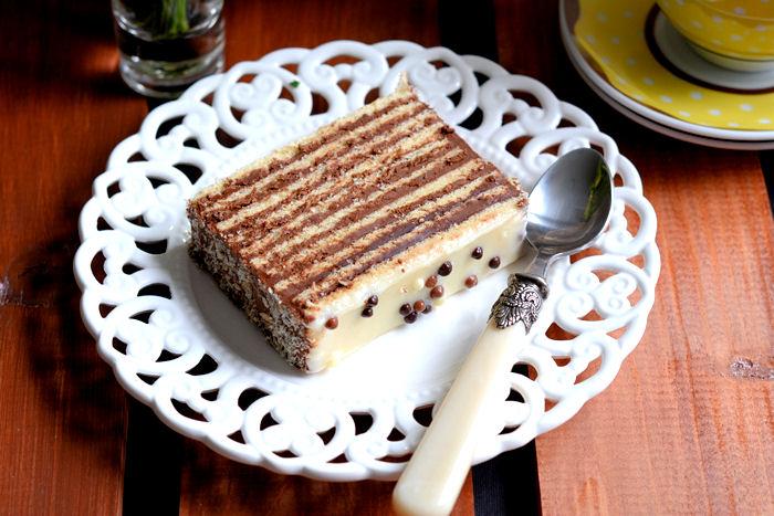 Čokoladna šnit torta
