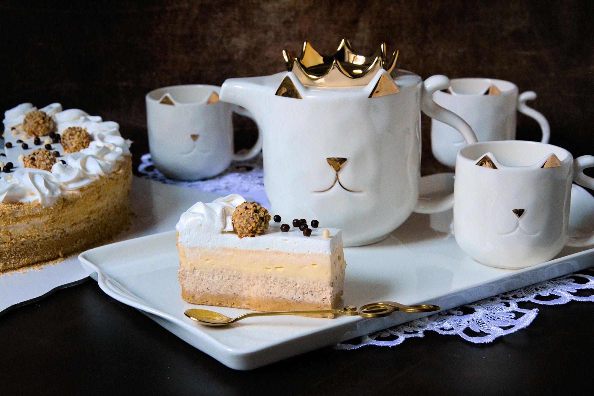 Bajadera torta (video)