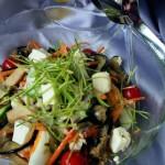 Salata sa pšeničnim klicama