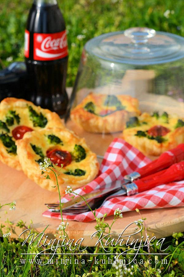 Tortice sa brokolijem (1)