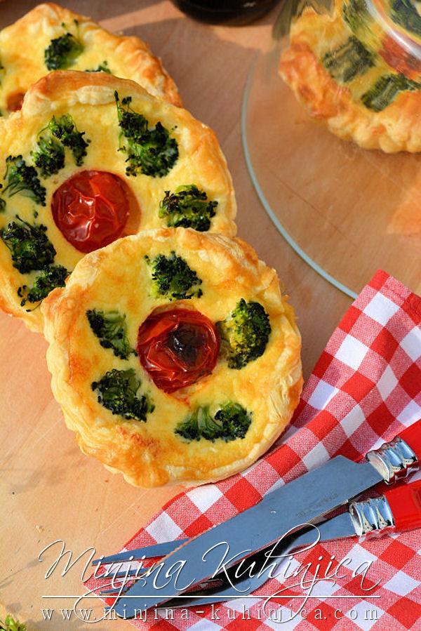 Tortice sa brokolijem (2)
