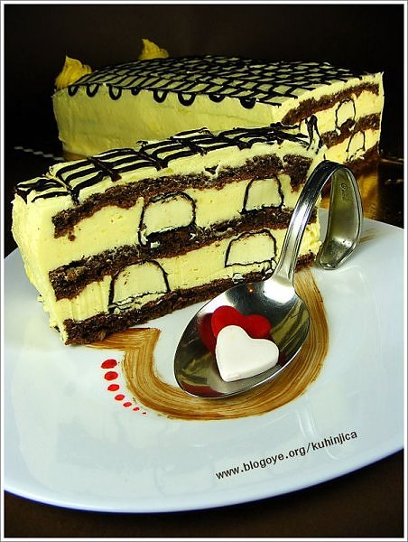 kolač sa krem bananicama recept sa slikom tortekolaci com autor